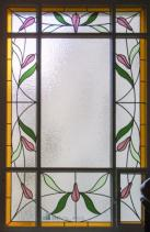 FLOWERS Treppenhausfenster