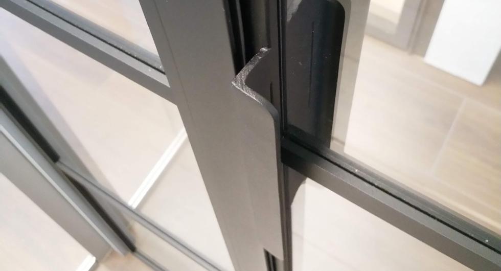 Art Steel - Glas und Stahl im Industrielook