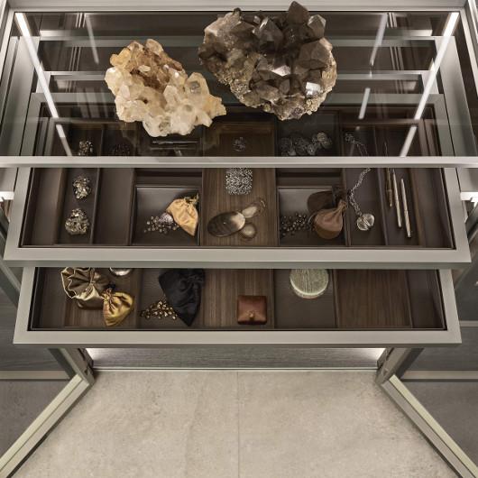 Bild-Eigentümer: Rimadesio SpA, Cover freestanding - Einrichtungsmöglichkeiten, Design by Giuseppe Bavuso