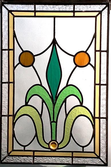 Art-Floral Fensterbild