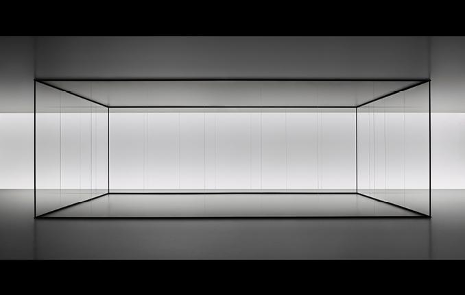 Spazio - Glas-Architektursystem von Rimadesio - Raum-in-Raum-Lösung