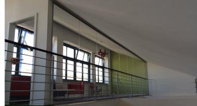 Glastrennwand, Feststehend By Berlin Glas