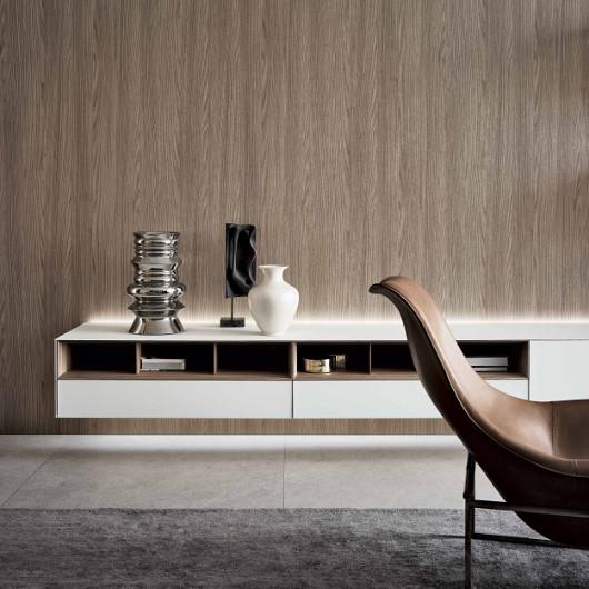 Self Sideboard von Rimadesio, hängend, Bild-Eigentümer: Rimadesio SpA, Design by Giuseppe Bavuso
