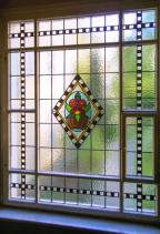 CHESS Treppenhausfenster
