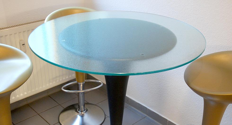 Glasplatten auf Maß