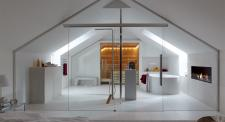Interior Glas