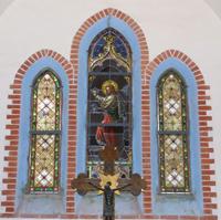 Glövzin, Dorfkirche
