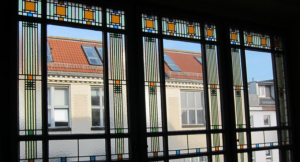 Berlin-Glas: Bleiverglasung, Glasmalerei, Glaskunst, Jugendstil
